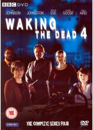Waking The Dead Series 4 (DVD)