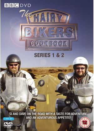 Hairy Bikers Cook Book - Series 1 And 2
