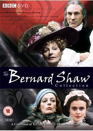 The George Bernard Shaw Collection - 6 Disc Box Set
