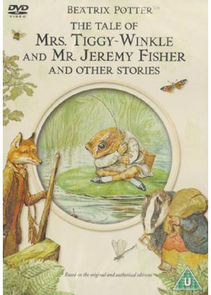 Beatrix Potter - The Tales of Mrs Tiggy Winkle and Mr Jeremy Fisher