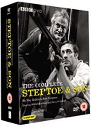 Steptoe And Son - The Complete Series With Specials