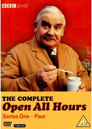 The Complete Open All Hours - Series 1 to 4 (Box Set)