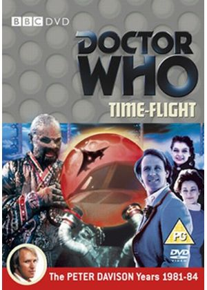 Doctor Who: Time Flight / Arc of Infinity (1982)