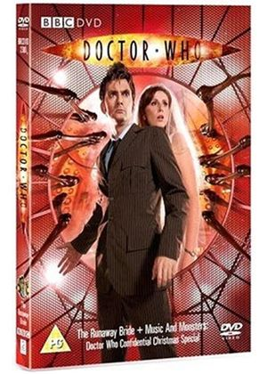 Doctor Who - The New Series: The Runaway Bride Christmas Special (2006)