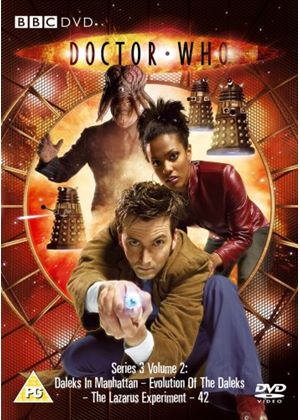 Doctor Who - The New Series: 3 - Volume 2 (2007)