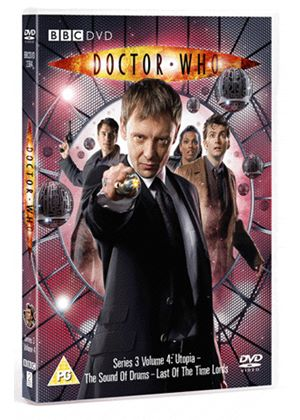 Doctor Who - The New Series: 3 - Volume 4 (2007)