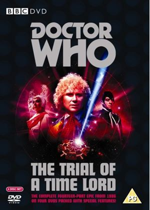 Doctor Who: The Trial of a Timelord (1986)