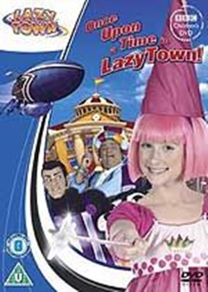 Lazytown - Once Upon A Time In Lazytown