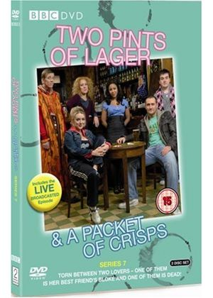 Two Pints Of Lager And A Packet Of Crisps - Series 7