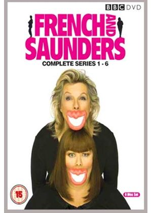 French And Saunders - Series 1-6
