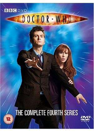 Doctor Who - The New Series: The Complete Series 4 (2008)