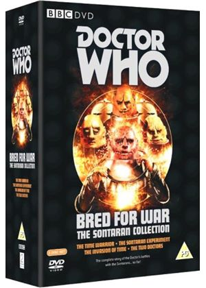 Doctor Who: Bred for War - The Sontaran Collection (1984)