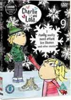 Charlie And Lola  - I Really Need Actual Ice Skates And Other Stories