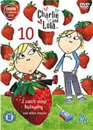 Charlie And Lola - I Can't Stop Hiccupping And Other Stories