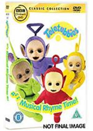 Teletubbies - Musical Rhyme Time