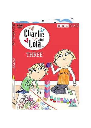 Charlie and Lola: Three
