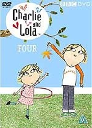 Charlie And Lola - Four