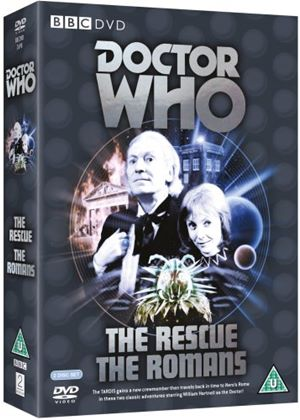 Doctor Who - The Rescue / The Romans (1965)