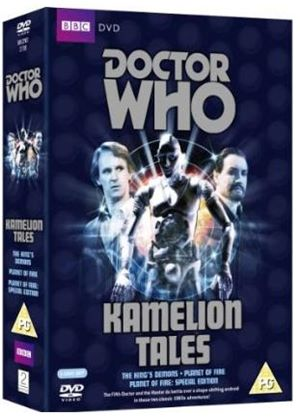Doctor Who: Kamelion Tales (1983)