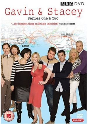 Gavin And Stacey - Series 1-2