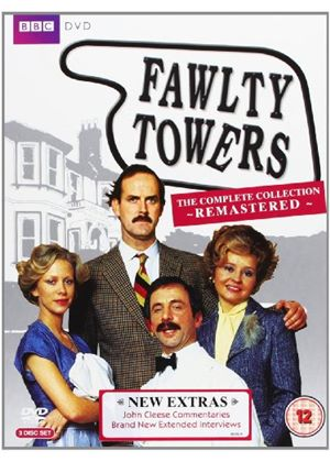 Fawlty Towers: The Complete Collection - Remastered (1979)