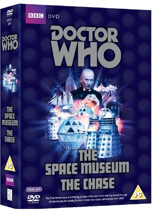 Doctor Who - The Space Museum / The Chase (1965)
