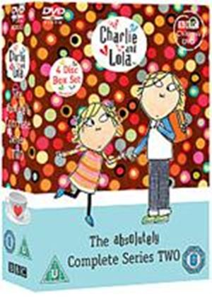 Charlie And Lola - Complete Series 2
