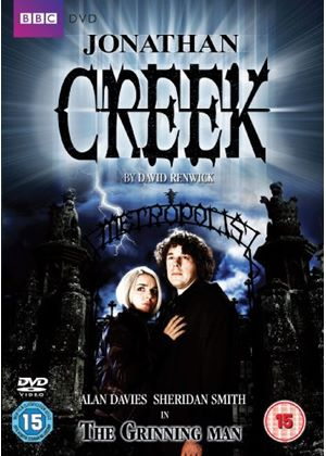 Jonathan Creek - The Grinning Man