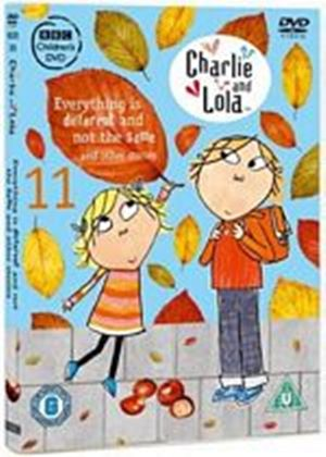 Charlie And Lola - Everything Is Different And Not The Same