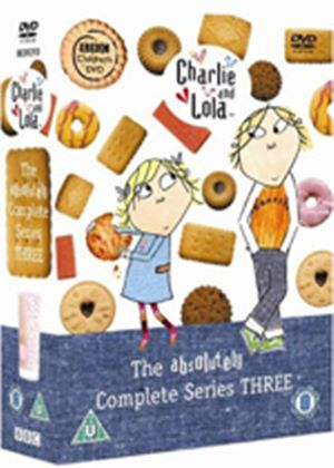 Charlie And Lola - Series 3