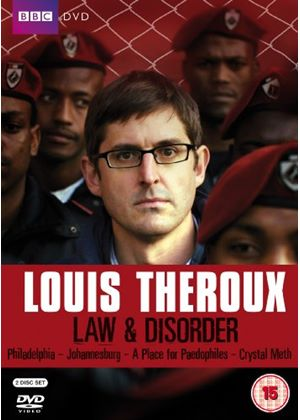 Louis Theroux - Law and Disorder Collection
