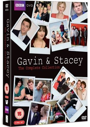 Gavin And Stacey - Series 1-3 And 2008 Christmas Special