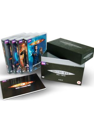 Doctor Who - The New Series - Series 1-4 - Complete