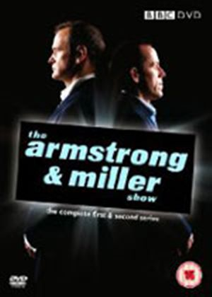 Armstrong And Miller Show - Series 1-2 - Complete