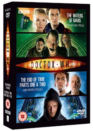 Doctor Who - The Waters Of Mars / The End of Time: Parts 1 and 2