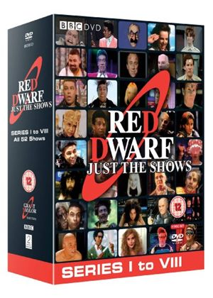 Red Dwarf: Just the Shows - Volumes 1 and 2 Collection (1998)