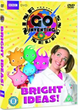 Nina And The Neutrons Go Inventing: Bright Ideas