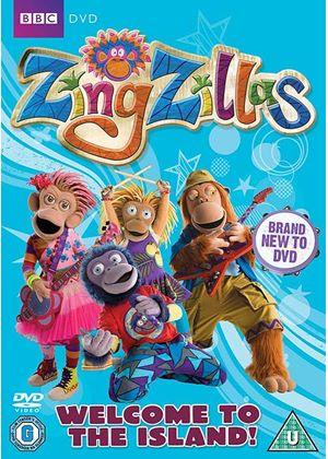 Zingzillas - Welcome To The Island