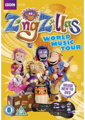 ZingZillas World Music Tour
