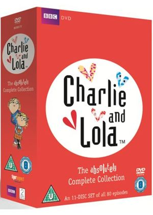 Charlie and Lola – The Absolutely Complete Collection