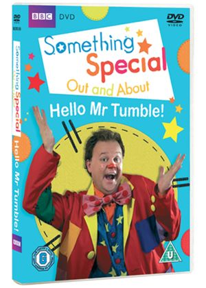 Something Special - Out And About: Hello Mr Tumble