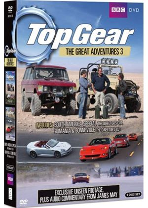 Top Gear - The Great Adventures Vol. 3