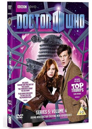 Doctor Who Series 5 Vol 4