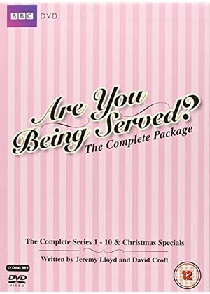 Are You Being Served - The Complete Series