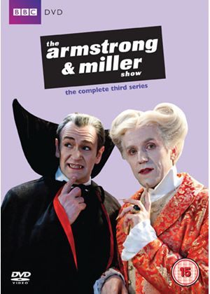 The Armstrong & Miller Show - Series 3