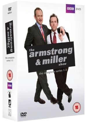 Armstrong And Miller - Series 1-3