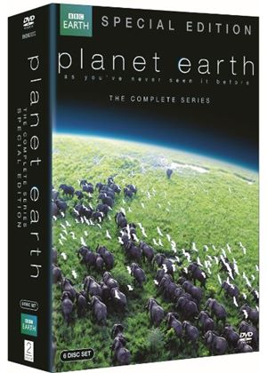 David Attenborough: Planet Earth - The Complete Series 1 (Special Edition)