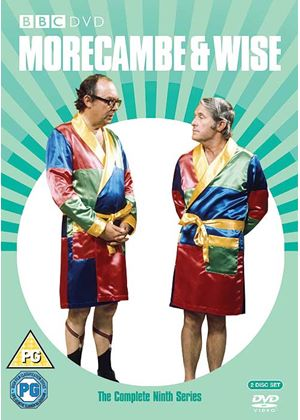 Morecambe And Wise - Series 9 - Complete