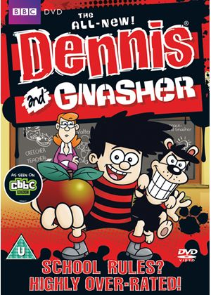 Dennis And Gnasher - School Rules Highly Over Rated