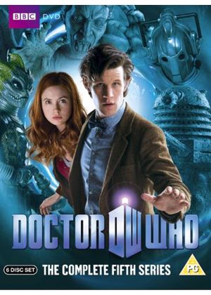 Doctor Who - The New Series: The Complete Series 5